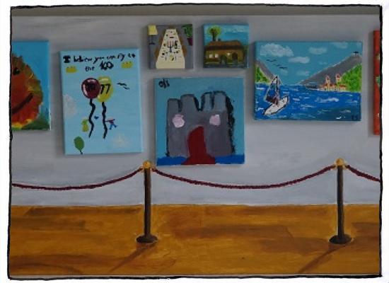 Workshop galerij